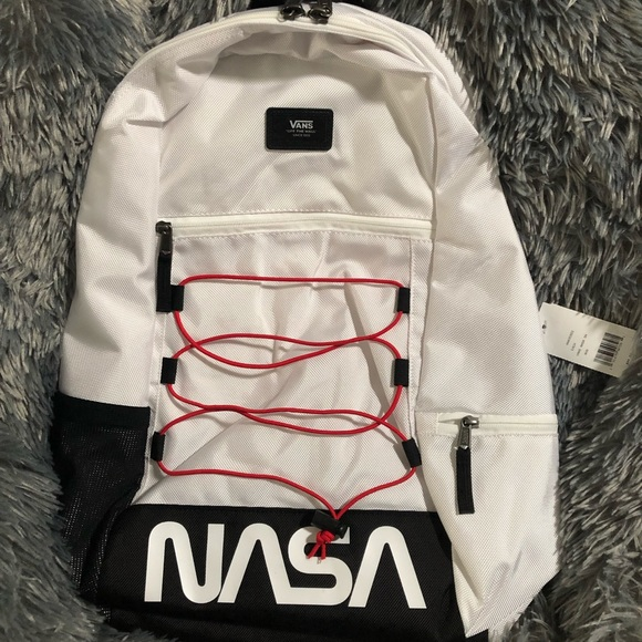 Vans NASA Collab Backpack NWT
